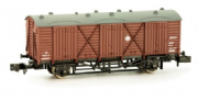 Dapol 2F-014-005 N Gauge FRUIT D WAGON #2876 GWR SHIRTBUTTON GWR
